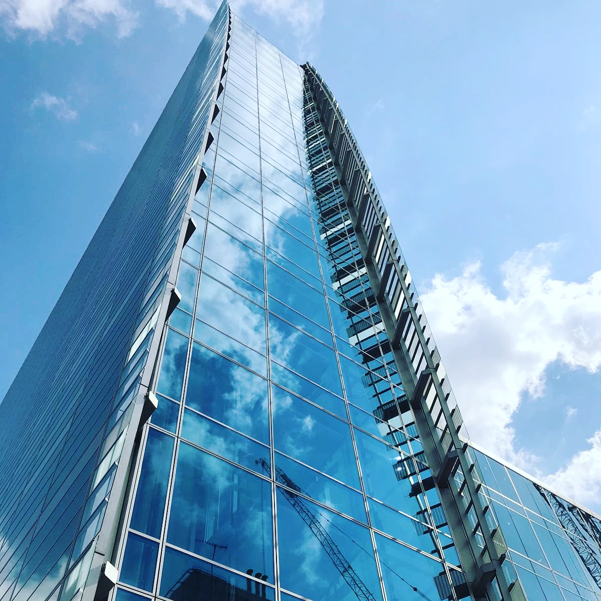 We scale the tallest buildings in the aim of cleaning perfection